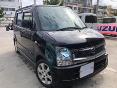 沖縄の中古車 マツダ AZワゴン 車両価格 48万円 リ済込 平成19年 5.4万K ブラックM