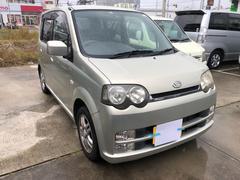 沖縄の中古車 ダイハツ ムーヴ 車両価格 29万円 リ済込 平成16年 15.2万K ゴールド