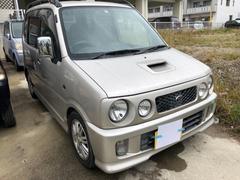 沖縄の中古車 ダイハツ ムーヴ 車両価格 19万円 リ済込 平成12年 14.9万K グレー