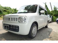 沖縄の中古車 スズキ アルトラパン 車両価格 47万円 リ済別 平成21年 10.6万K パールホワイト