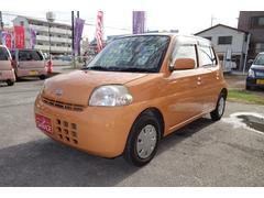 沖縄の中古車 ダイハツ エッセ 車両価格 32万円 リ済別 平成18年 3.0万K オレンジ