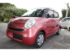 沖縄の中古車 スズキ MRワゴン 車両価格 39万円 リ済別 平成19年 3.3万K ピンク