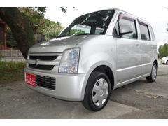 沖縄の中古車 スズキ ワゴンR 車両価格 41万円 リ済別 平成19年 2.0万K シルバー
