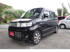 沖縄の中古車 スズキ ワゴンR 車両価格 39万円 リ済別 平成19年 9.8万K ブラック
