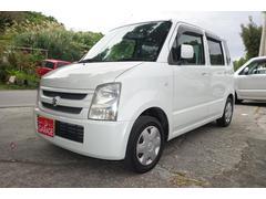 沖縄の中古車 スズキ ワゴンR 車両価格 33万円 リ済別 平成18年 9.7万K パールホワイト