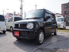 沖縄の中古車 スズキ アルトラパン 車両価格 44万円 リ済別 平成21年 8.0万K ブラック