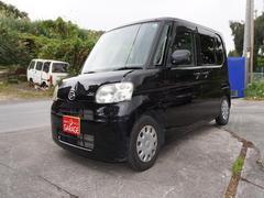 沖縄の中古車 ダイハツ タント 車両価格 47万円 リ済別 平成21年 8.0万K ブラック