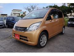 沖縄の中古車 ダイハツ ムーヴ 車両価格 39万円 リ済別 平成21年 7.8万K オレンジ
