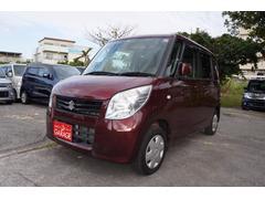 沖縄の中古車 スズキ パレット 車両価格 46万円 リ済別 平成20年 11.5万K ダークレッド