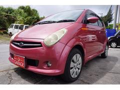 沖縄の中古車 スバル R2 車両価格 33万円 リ済別 平成21年 7.9万K ピンク