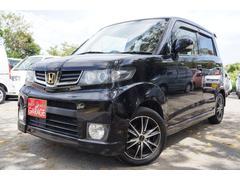 沖縄の中古車 ホンダ ゼストスパーク 車両価格 52万円 リ済別 平成21年 9.7万K ブラック