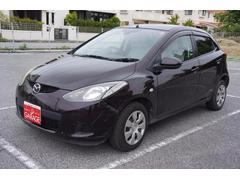 沖縄の中古車 マツダ デミオ 車両価格 39万円 リ済別 平成20年 7.9万K ブラウン
