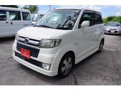 沖縄の中古車 ホンダ ゼスト 車両価格 34万円 リ済別 平成18年 8.3万K パール