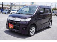 沖縄の中古車 スズキ ワゴンRスティングレー 車両価格 44万円 リ済別 平成22年 9.3万K ワイン
