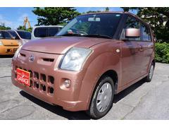 沖縄の中古車 日産 ピノ 車両価格 14万円 リ済込 平成19年 12.5万K ピンク
