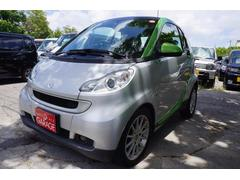 沖縄の中古車 スマート スマートフォーツークーペ 車両価格 39万円 リ済別 2010年 6.8万K シルバーII