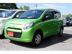 沖縄の中古車 スズキ アルト 車両価格 36万円 リ済別 平成22年 4.0万K グリーン