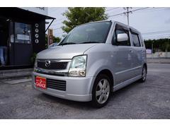沖縄の中古車 マツダ AZワゴン 車両価格 9万円 リ済込 平成17年 6.7万K シルバー