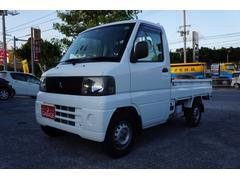 沖縄の中古車 三菱 ミニキャブトラック 車両価格 29万円 リ済込 平成13年 10.1万K ホワイト
