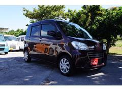 沖縄の中古車 ダイハツ タントエグゼ 車両価格 49万円 リ済別 平成22年 5.6万K ワイン