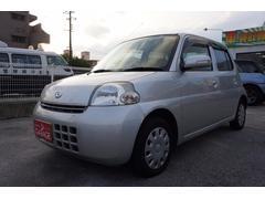 沖縄の中古車 ダイハツ エッセ 車両価格 19万円 リ済別 平成18年 6.4万K シルバー