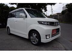 沖縄の中古車 ホンダ ゼストスパーク 車両価格 48万円 リ済別 平成22年 9.9万K パールホワイト