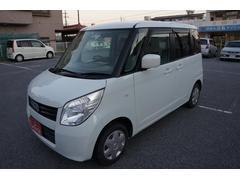 沖縄の中古車 スズキ パレット 車両価格 49万円 リ済別 平成22年 2.0万K ホワイト