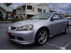 沖縄の中古車 ホンダ インテグラ 車両価格 14万円 リ済込 平成17年 20.9万K シルバー