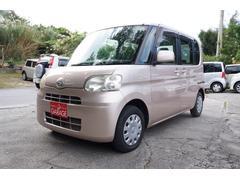 沖縄の中古車 ダイハツ タント 車両価格 49万円 リ済別 平成20年 5.7万K ピンク