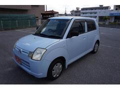 沖縄の中古車 マツダ キャロル 車両価格 10万円 リ済込 平成17年 10.5万K ライトブルー