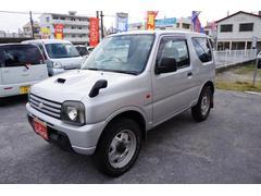沖縄の中古車 スズキ ジムニー 車両価格 44万円 リ済込 平成15年 8.9万K シルバー
