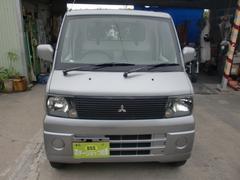 沖縄の中古車 三菱 ミニキャブトラック 車両価格 31万円 リ済込 平成13年 14.7万K ガンM