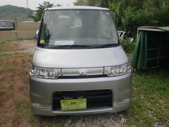 沖縄の中古車 ダイハツ タント 車両価格 36万円 リ済込 平成18年 9.8万K シルバーM