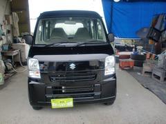 沖縄の中古車 スズキ エブリイ 車両価格 34万円 リ済込 平成23年 12.1万K ブラック