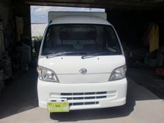 沖縄の中古車 ダイハツ ハイゼットトラック 車両価格 32万円 リ済込 平成17年 16.5万K ホワイト