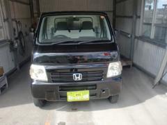 沖縄の中古車 ホンダ アクティトラック 車両価格 31万円 リ済込 平成17年 15.4万K ブラック