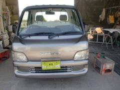 沖縄の中古車 スバル サンバートラック 車両価格 26万円 リ済込 平成14年 13.1万K ホワイト