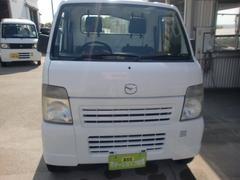 沖縄の中古車 マツダ スクラムトラック 車両価格 31万円 リ済込 平成17年 13.0万K ホワイト