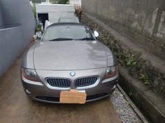 沖縄の中古車 BMW BMW Z4 車両価格 47万円 リ済込 2003年 12.8万K グレーM