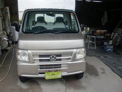 沖縄の中古車 ホンダ アクティトラック 車両価格 31万円 リ済込 平成14年 15.9万K ベージュM