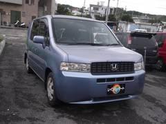 沖縄の中古車 ホンダ モビリオスパイク 車両価格 18万円 リ済別 平成15年 7.0万K パープル