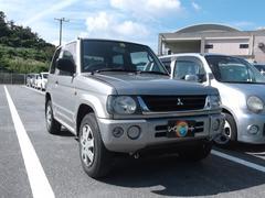 沖縄の中古車 三菱 パジェロミニ 車両価格 14万円 リ済込 平成15年 13.2万K ゴールド