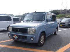 沖縄の中古車 スズキ アルトラパン 車両価格 18万円 リ済込 平成14年 9.6万K ライトブルー