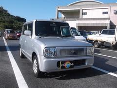 沖縄の中古車 スズキ アルトラパン 車両価格 15万円 リ済込 平成14年 10.3万K シルバーM