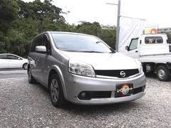 沖縄の中古車 日産 ラフェスタ 車両価格 18万円 リ済込 平成19年 9.7万K シルバーM