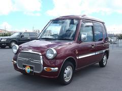 沖縄の中古車 三菱 ミニカトッポ 車両価格 14万円 リ済込 平成10年 10.2万K レッド