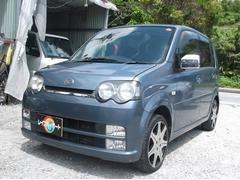 沖縄の中古車 ダイハツ ムーヴ 車両価格 17万円 リ済別 平成15年 10.0万K グレーM