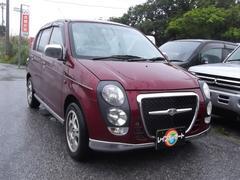 沖縄の中古車 三菱 ミニカ 車両価格 9万円 リ済込 平成11年 15.1万K レッド