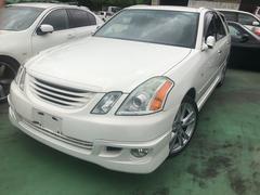 沖縄の中古車 トヨタ マークIIブリット 車両価格 48万円 リ済込 平成15年 9.0万K パールホワイト