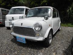 沖縄の中古車 ローバー ローバー MINI 車両価格 47万円 リ済込 1995年 10.8万K ホワイト